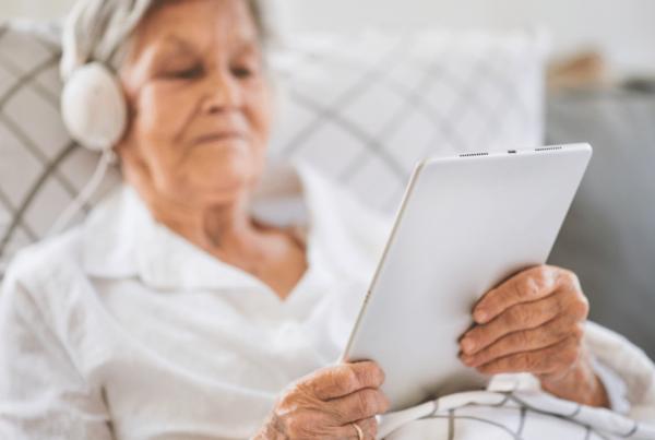 digital care planning family portal