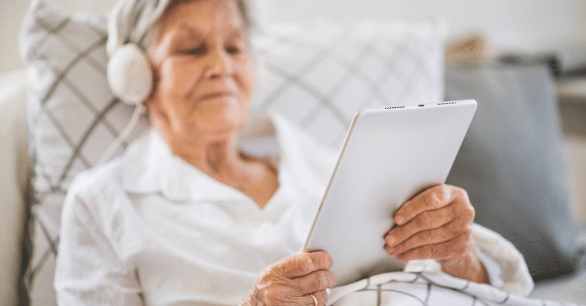 Digital Care Planing | NHS Digital offer Qualifying Care Homes Free iPads